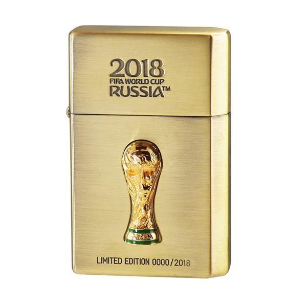 WC(ダブリューシー) フリントオイルライター ワールドカップ ジャパン 2018WC LTD-JPN