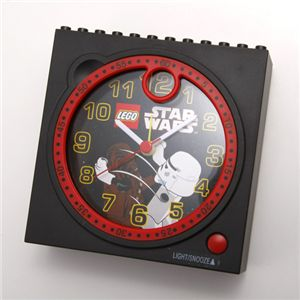 LEGO(レゴ) トイズクロック CLK STW1/「Star Wars」 Clock - 拡大画像