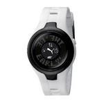 PUMA(プーマ) 腕時計 BLOCKBUSTER CIRCUIT(ブロックバスターサーキット) gents BK×WH BBC2