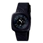 PUMA(プーマ) 腕時計 BLOCKBUSTER(ブロックバスター) gents ブラック×ブラック BB1