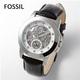 FOSSIL(フォッシル)ベルトウォッチ(腕時計)オートマスケルトンバック  ME3008 - 縮小画像1
