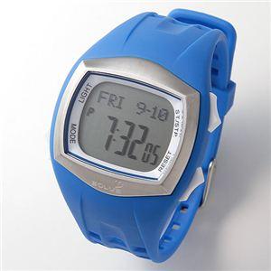 【送料無料】 SOLUS(ソーラス) Pro 100 心拍計付き腕時計 ブルー 【ランニングウォッチ】