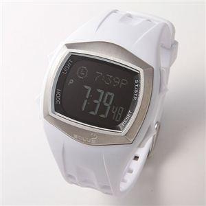 SOLUS(ソーラス) Pro 100 心拍計付き腕時計 ホワイト 【ランニングウォッチ】 - 拡大画像