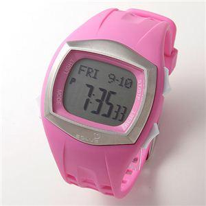 SOLUS(ソーラス) Pro 100 心拍計付き腕時計 ピンク 【ランニングウォッチ】 - 拡大画像