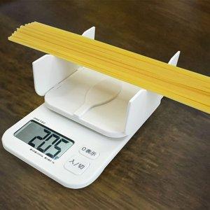 【こぼれない計量器】デジタルスケール「パカット」2kg