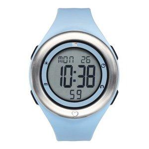 【2013最新モデル】SOLUS(ソーラス) ハートレート心拍時計 01-910-002 ライトブルー - 拡大画像