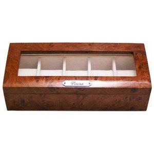 木製時計収納ケース 5本用 189962