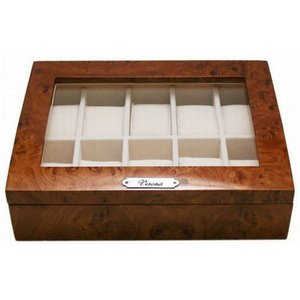 木製時計収納ケース 10本用