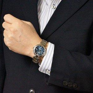 Forever(フォーエバー)  腕時計 デイト付き  FG-1201-10 ブラックシェル×ブラック h03