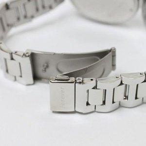 Forever(フォーエバー)  腕時計 デイト付き  FG-1201-10 ブラックシェル×ブラック f06