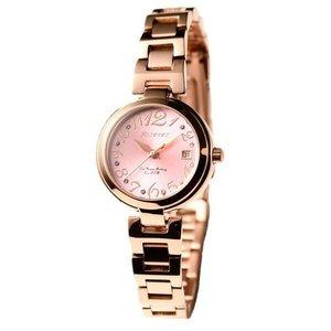 Forever(フォーエバー)  腕時計 デイト付き FL-1201-7 ピンク h01