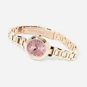 Forever(フォーエバー)  腕時計 デイト付き FL-1201-7 ピンク f05
