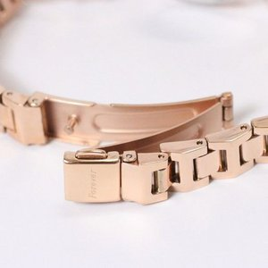 Forever(フォーエバー)  腕時計 デイト付き FL-1201-7 ピンク f06