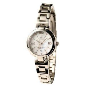 Forever(フォーエバー)  腕時計 デイト付き FL-1201-8 ホワイトシェル
