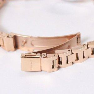 Forever(フォーエバー)  腕時計 デイト付き FL-1201-9 ピンクシェル f06