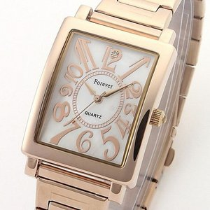 Forever(フォーエバー)  腕時計 1Pダイヤ FG-710-1 ホワイトシェル×ピンク h02