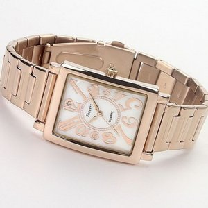Forever(フォーエバー)  腕時計 1Pダイヤ FG-710-1 ホワイトシェル×ピンク h03