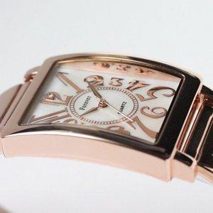 Forever(フォーエバー)  腕時計 1Pダイヤ FG-710-1 ホワイトシェル×ピンク f04