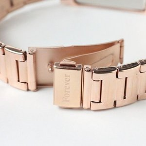 Forever(フォーエバー)  腕時計 1Pダイヤ FG-710-1 ホワイトシェル×ピンク f05