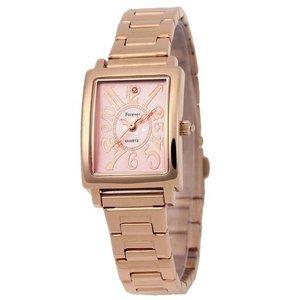 Forever(フォーエバー)  腕時計 1Pダイヤ FL-710-7 ピンクシェル(ハート)×ピンクゴールド