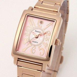 Forever(フォーエバー)  腕時計 1Pダイヤ FL-710-7 ピンクシェル(ハート)×ピンクゴールド h02