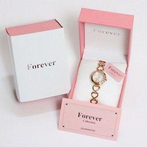 Forever(フォーエバー)  腕時計 1Pダイヤ FL-1207-1PG ホワイトシェル×ピンクゴールド h02