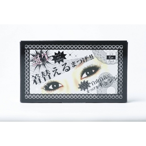 ×3 Eye Rush(トリプルアイラッシュ) Black×Silver