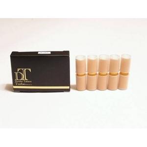 電子タバコ「DT ターボ」シリーズ専用 ターボフィルター (カフェオレ) 5本セット