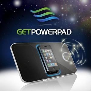 ワイヤレス充電器「GETPOWERPAD3(ゲットパワーパッド3)」 本体 - 拡大画像