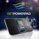 ワイヤレス充電器「GETPOWERPAD3(ゲットパワーパッド3)」 本体 - 縮小画像1