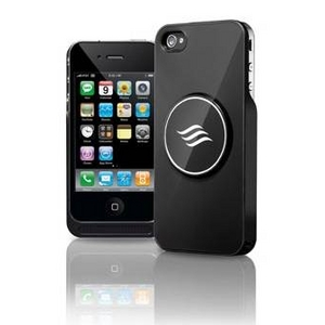 ワイヤレス充電器「GETPOWERPAD」シリーズ iPhone4/4S専用レシーバー マットブラック