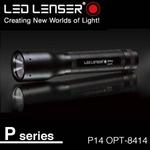LED LENSER (レッドレンザー) LEDライト LENSER P14 OPT-8414