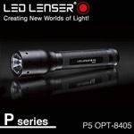 LED LENSER (レッドレンザー) LEDライト LENSER P5 OPT-8405
