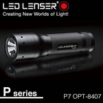 LED LENSER (レッドレンザー) LEDライト LENSER P7 OPT-8407