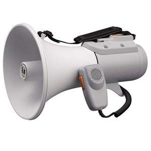 TOA(ティーオーエー) ショルダーメガホン 15W ホイッスル音付 ER-2115W