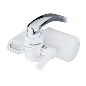 Panasonic(パナソニック) 蛇口直結型浄水器 (ピンクゴールド調) TK-CJ21-PN - 拡大画像