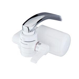 Panasonic(パナソニック) 蛇口直結型浄水器 (ホワイト) TK-CJ01-W - 拡大画像