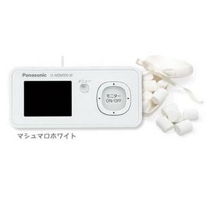 Panasonic(パナソニック) ワイヤレスドアモニター ドアモニ  (マシュマロホワイト) VL-SDM100-W - 拡大画像