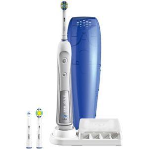 Braun(ブラウン) 電動歯ブラシ オーラルB デンタプライド4000 D295354X - 拡大画像