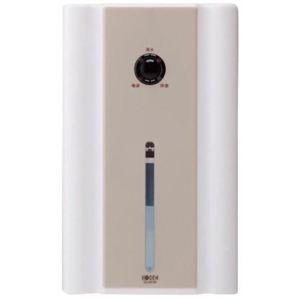 広電 コンパクト除湿器 KSJM-106 ホワイト×ブラウン - 拡大画像
