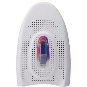 広電 リピート式脱臭乾燥器(ミニ除湿機) 乾爽キーパー マルチタイプ KGJ-106W ホワイト - 拡大画像