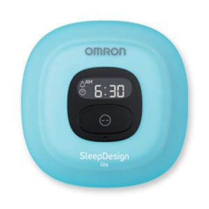 OMRON(オムロン) 眠り時計 HSL-001-B ブルー - 拡大画像