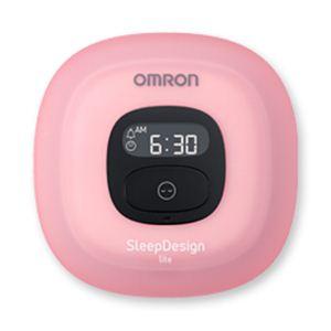 OMRON(オムロン) 眠り時計 HSL-001-PK ピンク - 拡大画像