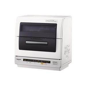 Panasonic(パナソニック) 食器洗い乾燥機 NP-TR6-W - 拡大画像
