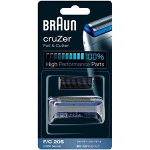 BRAUN(ブラウン) シェーバー 替刃(網刃+内刃セット) F/C20S