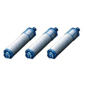 【3個入り】INAX(イナックス) オールインワン交換用浄水カートリッジ(高塩素除去タイプ) JF-21-T