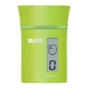 TANITA(タニタ) ブレスチェッカー HC-212M グリーン - 拡大画像