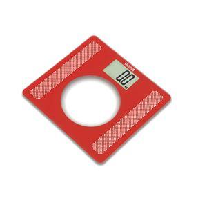 TANITA(タニタ) デジタルヘルスメーター HD-381RD レッド
