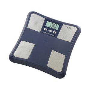 TANITA(タニタ) <体脂肪計 体脂肪計付ヘルスメーター> BF-047 ダークブルー - 拡大画像