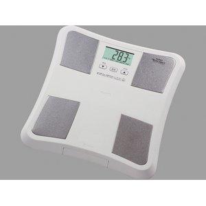 TANITA(タニタ) <体脂肪計 体脂肪計付ヘルスメーター> BF-047 ホワイト - 拡大画像